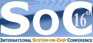 International System on Chip (SoC) Conference – October 2018 – Irvine, CA