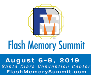 Flash Memory Summit 2019 – August 2019